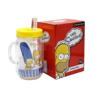 Caneca Pote The Simpsons