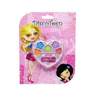 Estojo de Maquiagem Infantil Disco Teen HB86505