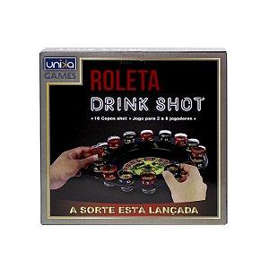 Jogo Roleta 16 Copos Shot