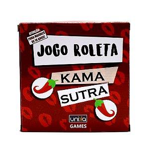 Jogo Copos Shot e Roleta - Kama Sutra