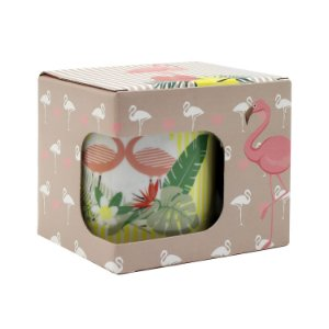 Caneca Flamingo 300ml