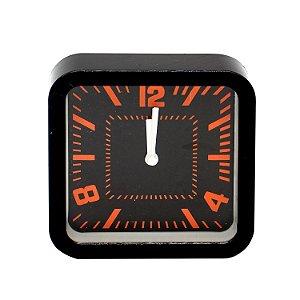 Relógio de Plástico Quadrado A0245