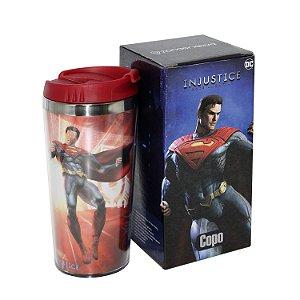 Copo Linha Injustice - Superman 450ml