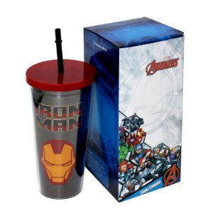 Copo Avengers - Iron Man 650ml