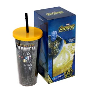 Copo Avengers - Infinite Power 650ml