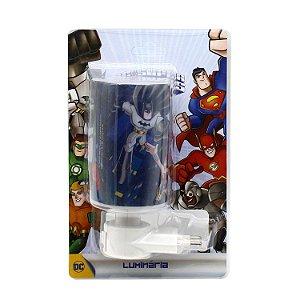 Luminária Super Heróis DC