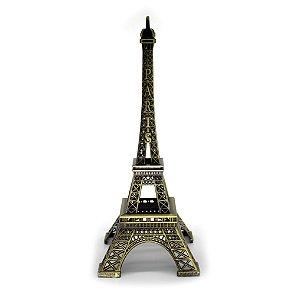 Enfeite Decorativo Torre Eiffel 39cm