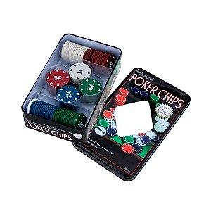 Fichas de Poker 100 Unidades