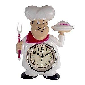 Relógio Cozinheiro