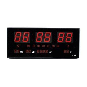 Relógio de Parede Digital 3615
