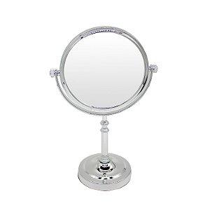 Espelho c/ Pedestal Dupla Face 8215