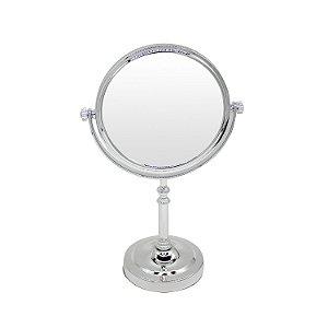Espelho c/ Pedestal Dupla Face 7215