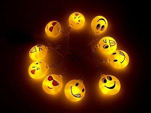 Luminária Cordão Emoji