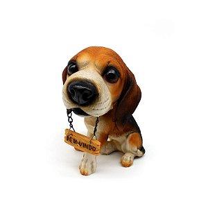 Resina Cachorro com Plaquinha - cod. 36291