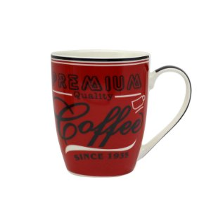 Caneca Porcelana Coffee