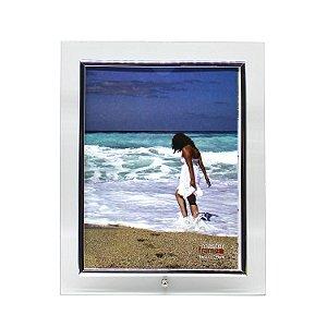 Porta Retrato de Vidro Vertical 15x20