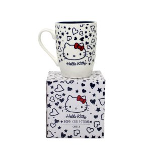 Caneca Hello Kitty Elegant HK Tattoo Old School