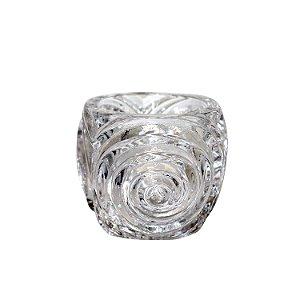 Castiçal de Vidro RMI4212