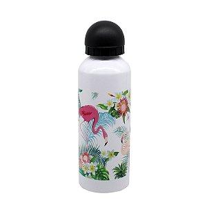 Garrafa de Alumínio Flamingo 500ml