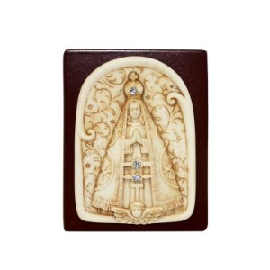 Placa Decorativa Nossa Senhora Aparecida