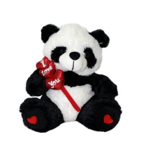 "Panda ""I Love You"" 28cm"