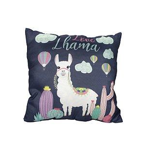 Almofada Love Lhama