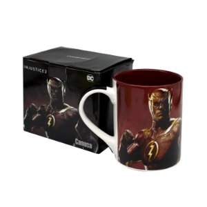 Caneca Injustice 2 Flash 460ml