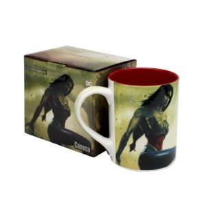 Caneca Injustice Mulher Maravilha 460ml