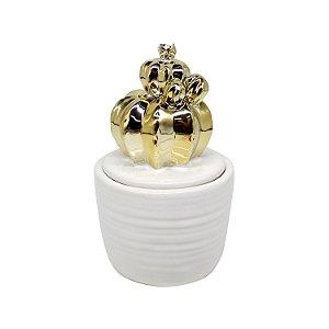 Vaso Cerâmica Cacto