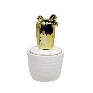 Vaso Cerâmica Cacto 64056