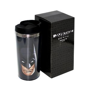 Copo Térmico JL Batman Face 500ml