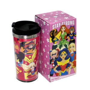 Copo Térmico Super Heroínas 500ml