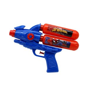 Pistola Lança Água Spiderman