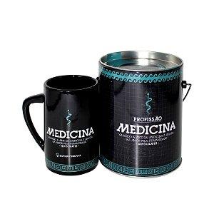Caneca Profissões 300 ml - Medicina