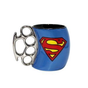 Caneca Soco Inglês Superman 350ml