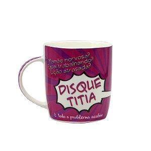 Caneca Disque Titia 320ml