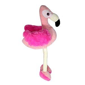 Flamingo de Pelúcia