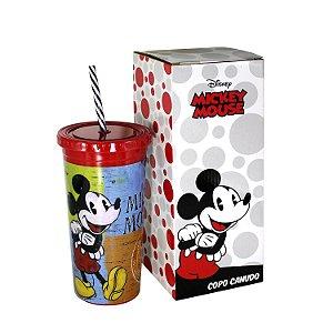 Copo Malibu Mickey Mouse 600ml