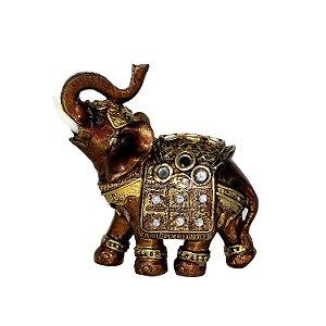 Enfeite Decorativo Elefante - cod. YELF-E200
