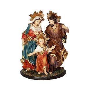 Resina Sagrada Família 25cm