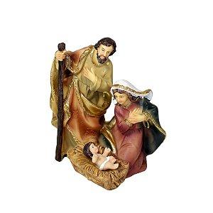 Presépio Sagrada Família 11cm