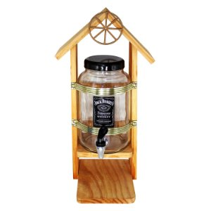 Pingometro Casinha Jack Daniel's