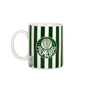 Caneca de Porcelana Palmeiras 370ml