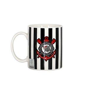 Caneca de Porcelana Corinthians 370ml