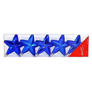 Kit Pendente Estrela 8cm