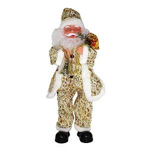 Papai Noel com Movimento e Luz - cod. HS4149