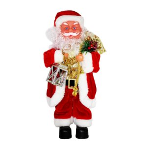 Papai Noel com Movimento e Luz - cod. HS-38