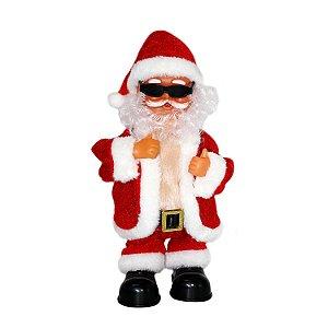 Papai Noel com Movimento e Som - cod. HS2979