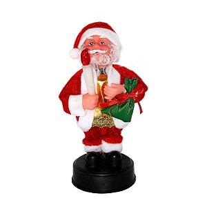 Papai Noel com Movimento e Luz - cod. HS-25