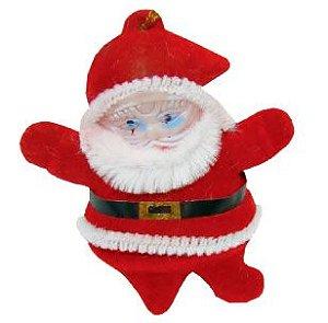 Pendente Papai Noel 6 Unidades